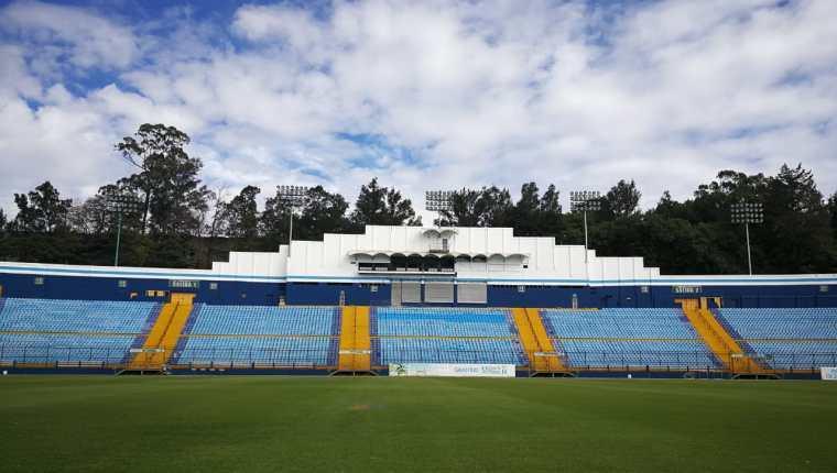 El Estadio Nacional Doroteo Guamuch Flores  podría albergar las series de ascensos