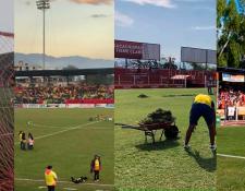Estadios Primera División
