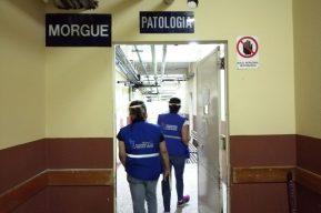 Coronavirus: 38 pacientes han muerto en cinco días solo en el hospital Roosevelt, según PDH