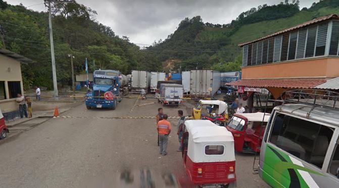 Aduana El Florido en Google Maps