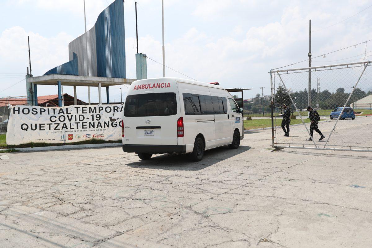 Autoridades de Xela buscan hoteles o edificios para albergar a pacientes de coronavirus