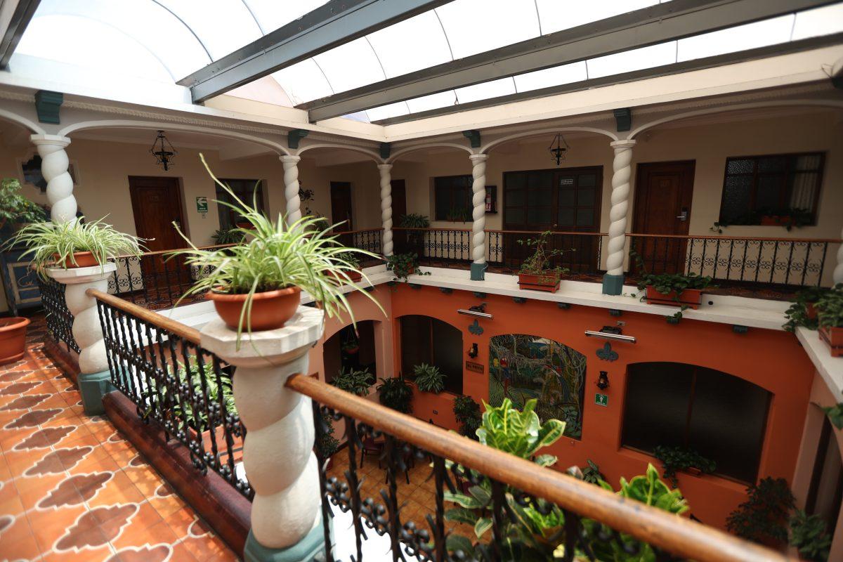Coronavirus: hoteles antiguos del Centro Histórico de Xela luchan por sobrevivir a la crisis