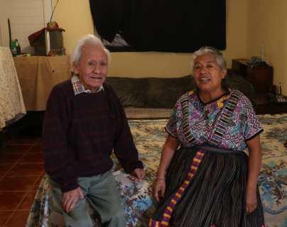 Coronavirus   Vuelven a sonreír, pareja de adultos mayores tienen una nueva esperanza