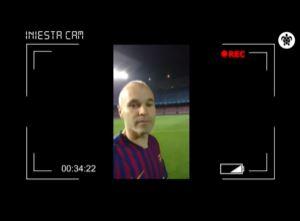La nostalgia de Iniesta: el emotivo video en el que recuerda su última noche con el Barcelona y no puede contener las lágrimas
