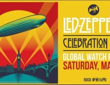 "El concierto de Led Zeppelin ""Celebration Day"" será transmitido en su canal de YouTube."