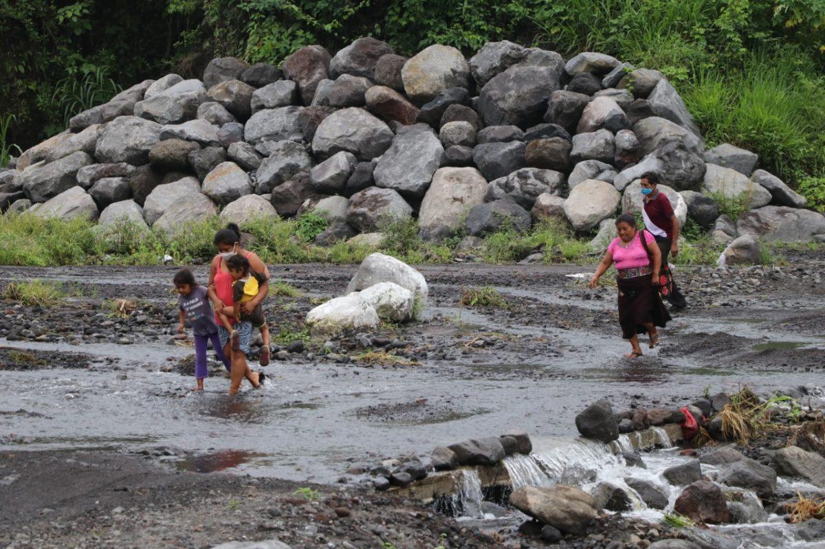 Pobladores están en alerta ante el impacto de las lluvias pronosticadas para el fin de semana