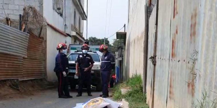 Violencia deja tres hombres muertos en Coatepeque y uno en Santiago Sacatepéquez