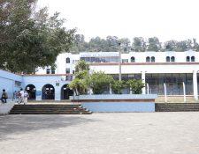Imagen del Hospital Nacional Pedro de Bethancourt de Antigua Guatemala. (Foto Prensa Libre: Julio Sicán Aquino).