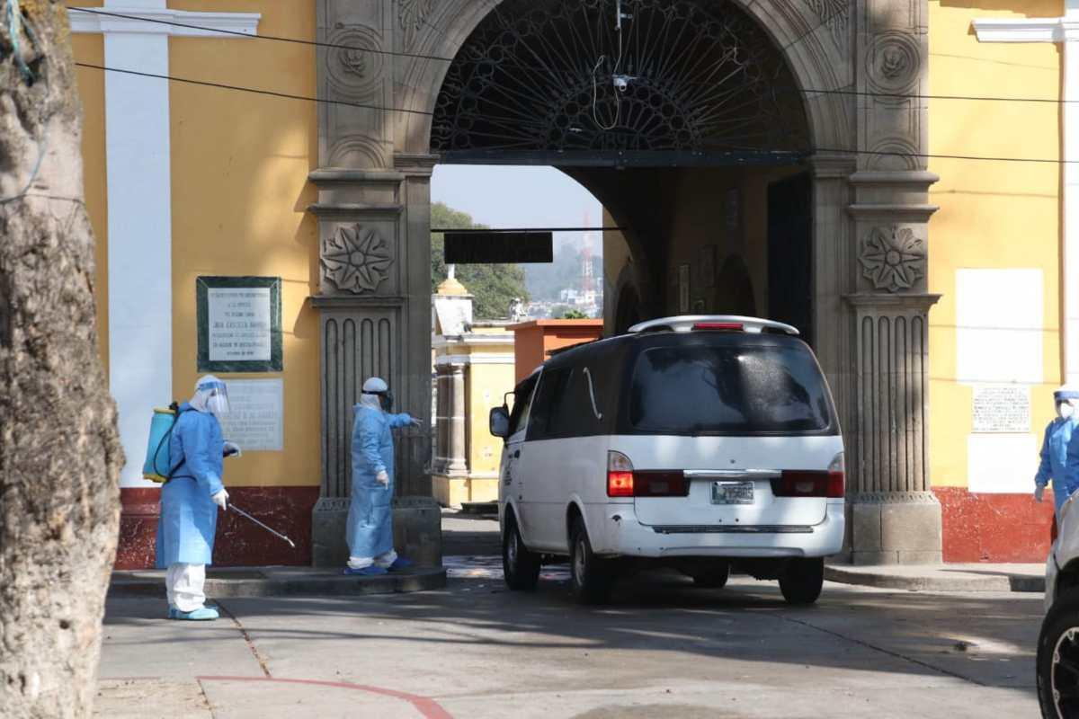 Coronavirus: Mueren por covid-19 dos personas más en hospitales de Xela