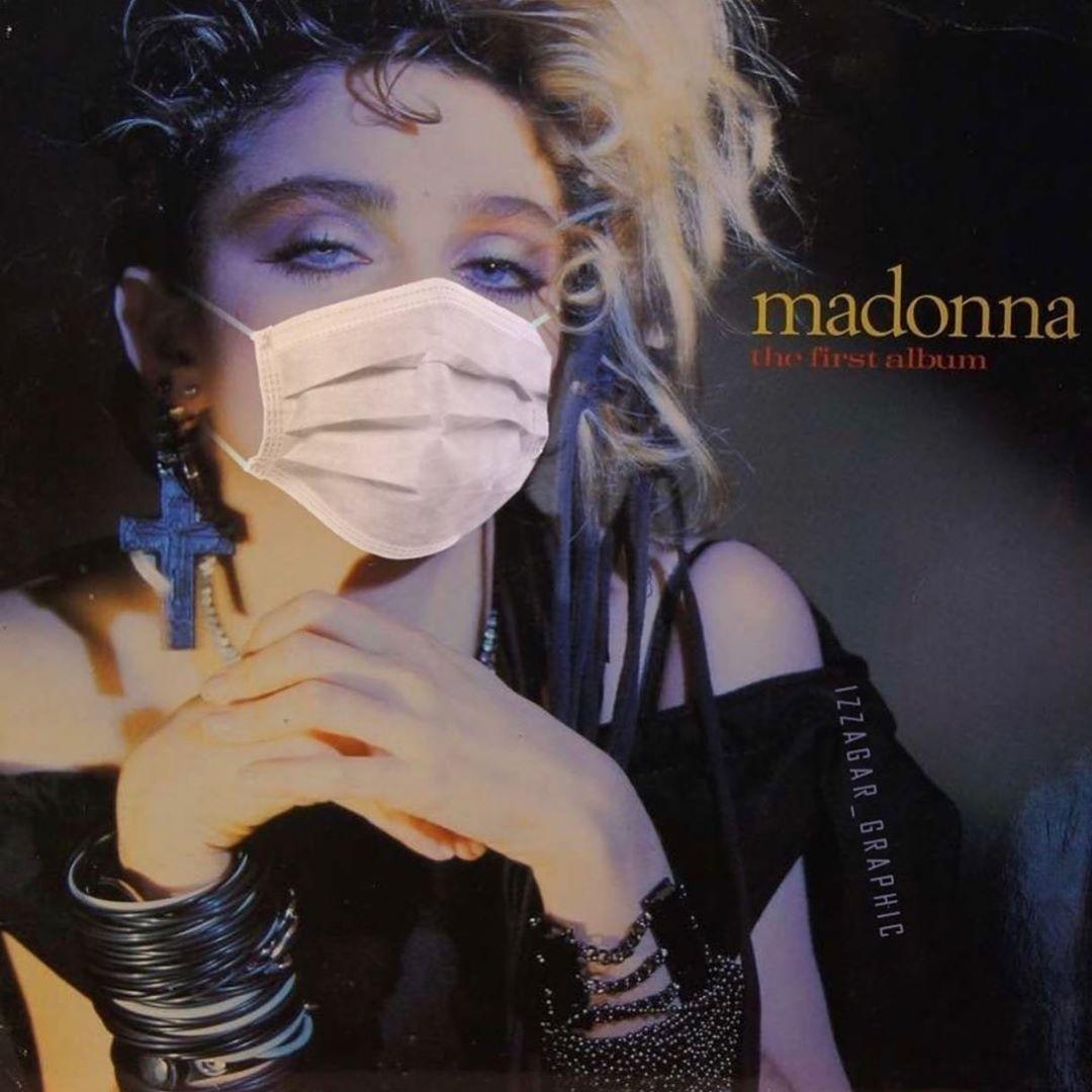 Coronavirus: Madonna revela que tiene anticuerpos y respirará el aire con covid-19