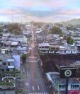 Autoridades de Malacatán, San Marcos, piden la instalación de un cordón sanitario para frenar el avance del covid-19. (Foto Prensa Libre: Tomadas de Facebook de la municipalidad)