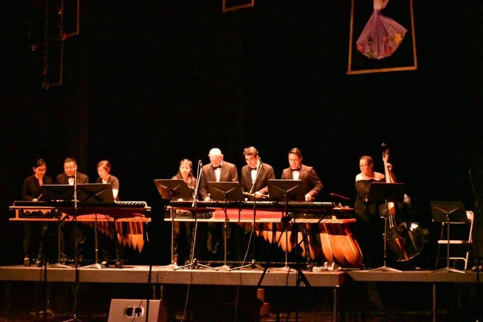 Lester Godínez: 50 años junto a la Marimba Nacional de Concierto