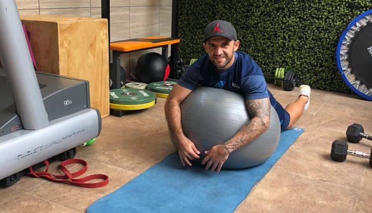 José Manuel Contreras prepara su regreso en casa, en donde se cuida para volver bien. (Foto Prensa Libre: José Manuel Contreras)