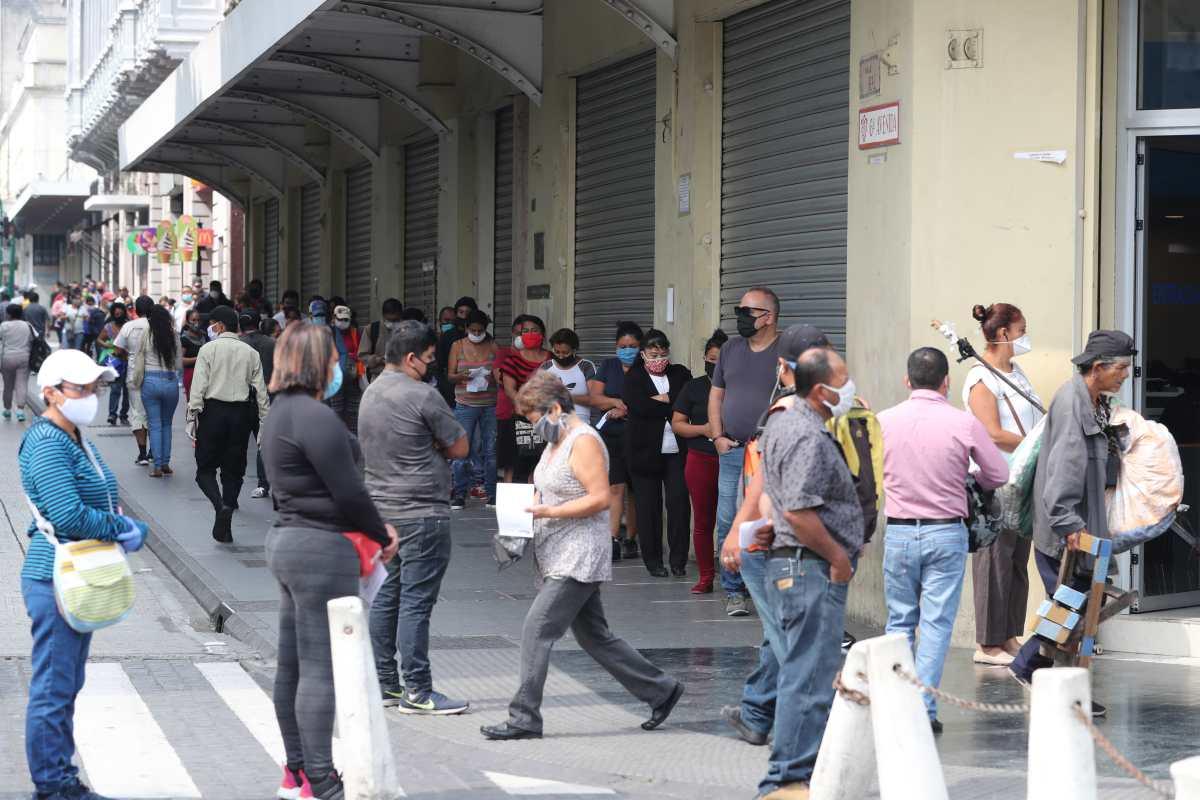 Coronavirus: Salen de casa por convenio de pago para no perder servicios básicos