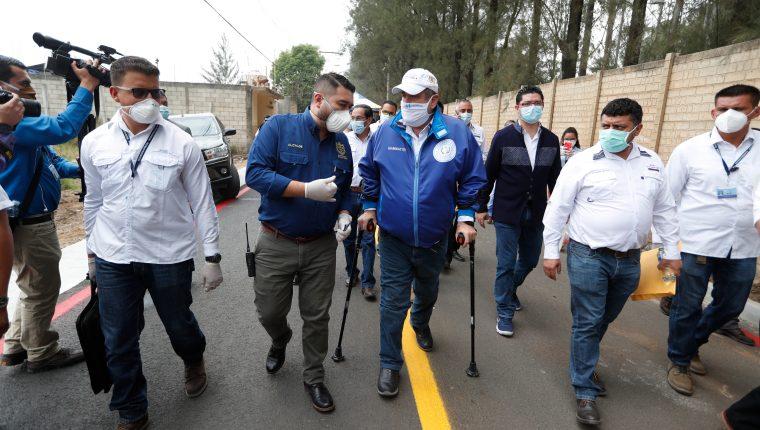 Al oficialismo se le podría complicar el segundo periodo de sesiones en el Congreso. (Foto Prensa Libre: Hemeroteca PL)