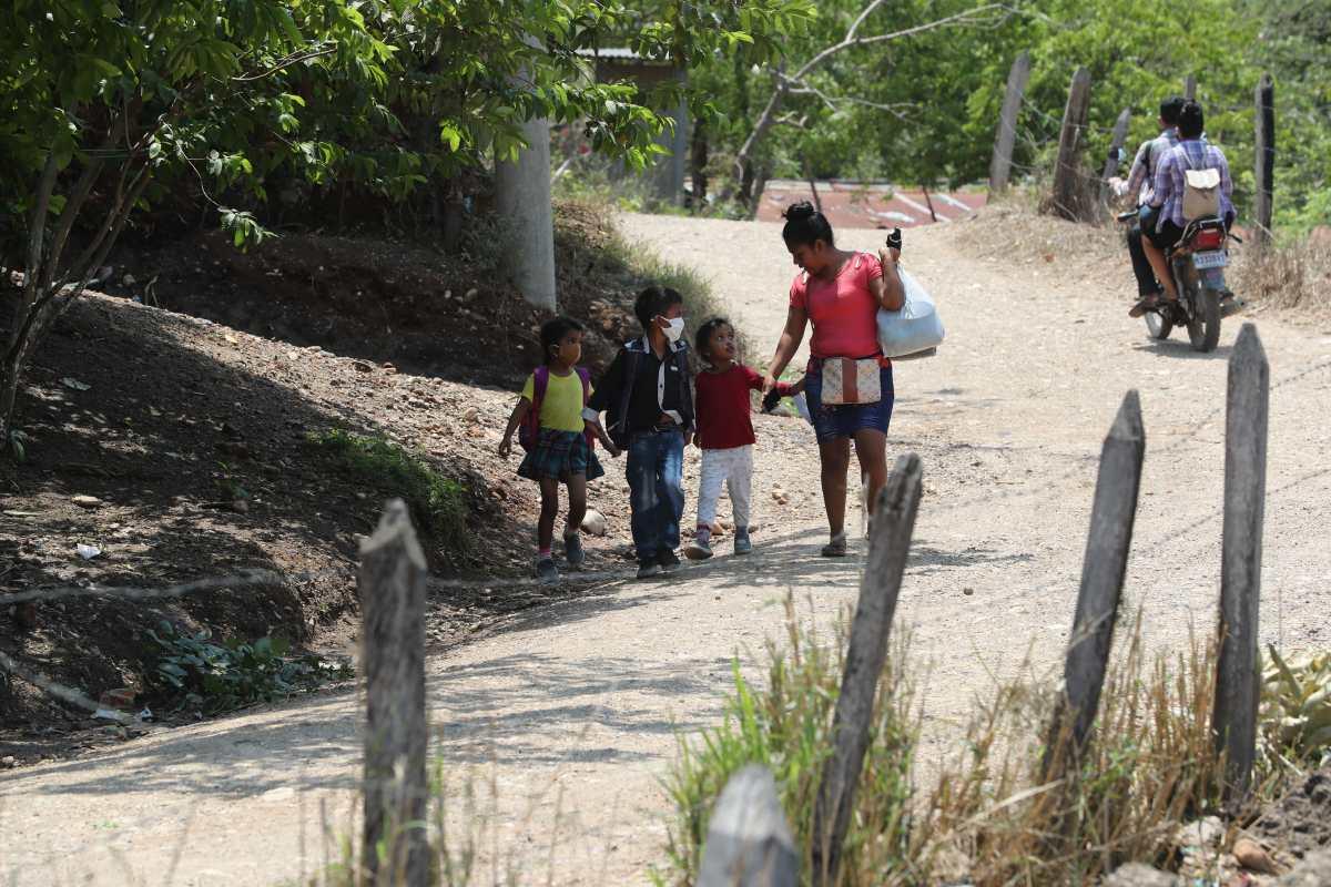 Pandemia desnuda el hambre y la pobreza de Gualán