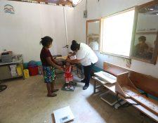 Los servicios planificación han cerrado en algunos centros de Salud. (Foto Prensa  Libre: Hemeroteca PL)