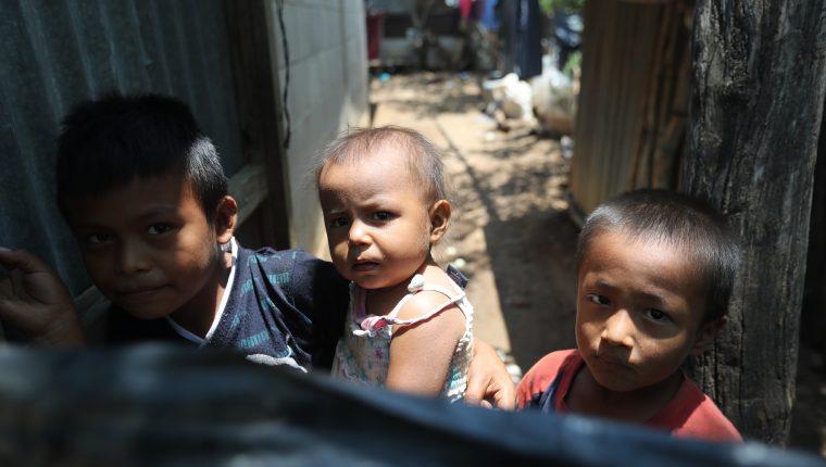 El presupuesto destinado para atender las acciones de la ventana de los mil días sufrió una reducción. (Foto Prensa Libre: Hemeroteca PL)
