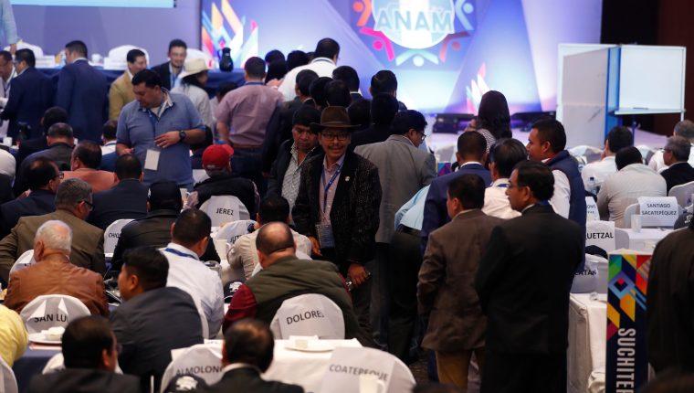 La Anam eligió directiva a principio de 2020 entre pugna y señalamiento de las planillas en contienda. (Foto Prensa Libre: Hemeroteca PL)