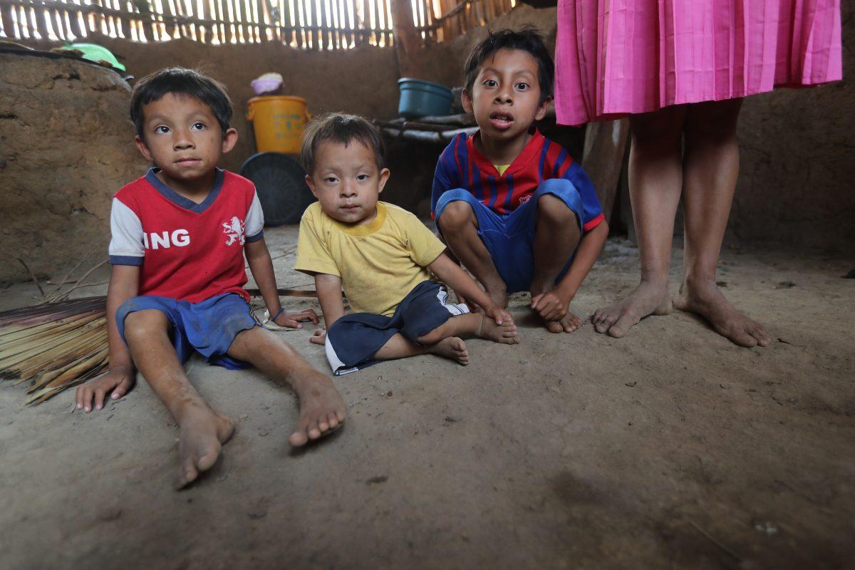 Este es el drama de las familias que son amenazadas por el hambre en el Corredor Seco
