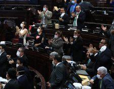 El Congreso elegirá a los magistrados de la Corte Suprema de Justicia y cortes de Apelaciones. (Foto Prensa Libre: Hemeroteca PL)