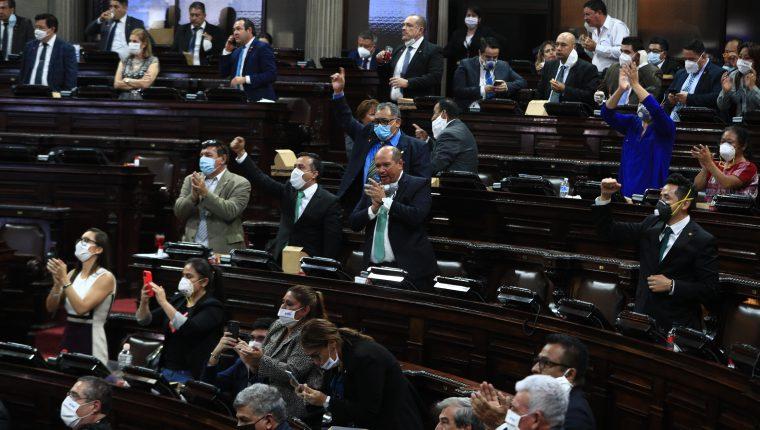El Congreso podría elegir magistrados de CSJ y Apelaciones el 20 de junio. (Foto Prensa Libre: Hemeroteca PL)