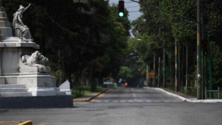 Guatemala mantiene medidas de prevención contra propagación del coronavirus. (Foto Prensa Libre: Hemeroteca PL).