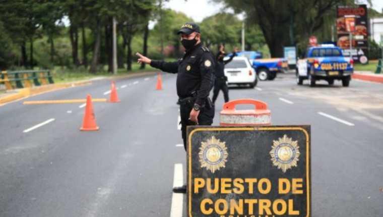 El toque de queda ha sido impuesto en Guatemala para prevenir la propagación del coronavirus. (Foto Prensa Libre: Hemeroteca PL).