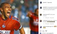 El Pin Plata es una de las grandes leyendas del equipo escarlata. (Foto Prensa Libre: Instagram JC Plata)