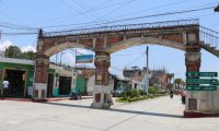 Uspantán, Quiché, registra su primer caso de Coronavirus, lo cual preocupa a la zona norte del departamento. (Foto Prensa Libre: Héctor Cordero)