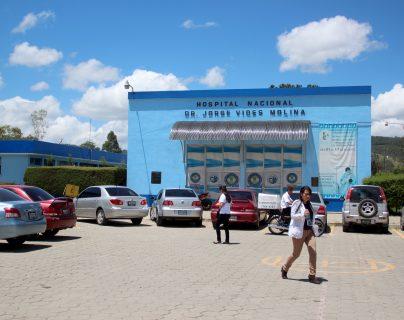 Un paciente originario de Chiantla dio positivo para Coronavirus en el Hospital Regional de Huehuetenango. (Foto Prensa Libre: archivo Mike Castillo)