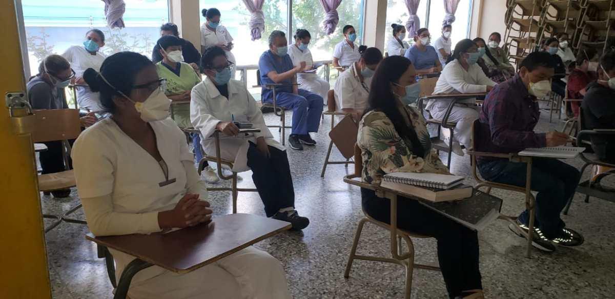 Coronavirus: Salud compra equipo de protección por Q13.2 millones
