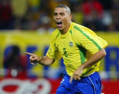 Ronaldo Nazario se retiró el 14 de febrero del 2011. (Foto Prensa Libre: Hemeroteca PL)