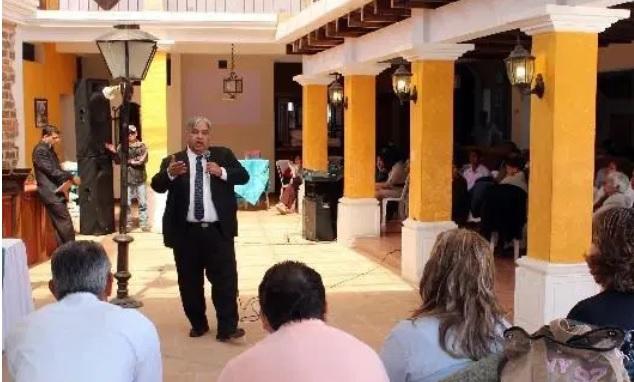 Sergio Morales, ex procurador de los Derechos Humanos. (Foto Hemeroteca Prensa Libre?