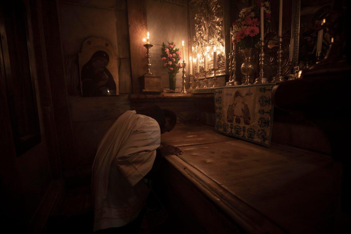 La Basílica del Santo Sepulcro abre sus puertas este domingo luego de cierre por coronavirus