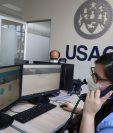 Las actividades presenciales en la Usac podrían ser suspendidas de forma definitiva a causa de la pandemia. (Foto: Hemeroteca PL)