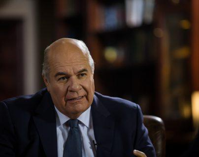 Julio Ligorria fue embajador de Guatemala ante Estados Unidos. Foto Prensa Libre: Cortesía