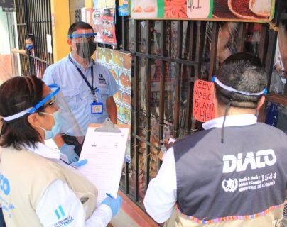 Coronavirus: tiendas deben tener listado de precios a la vista según Diaco