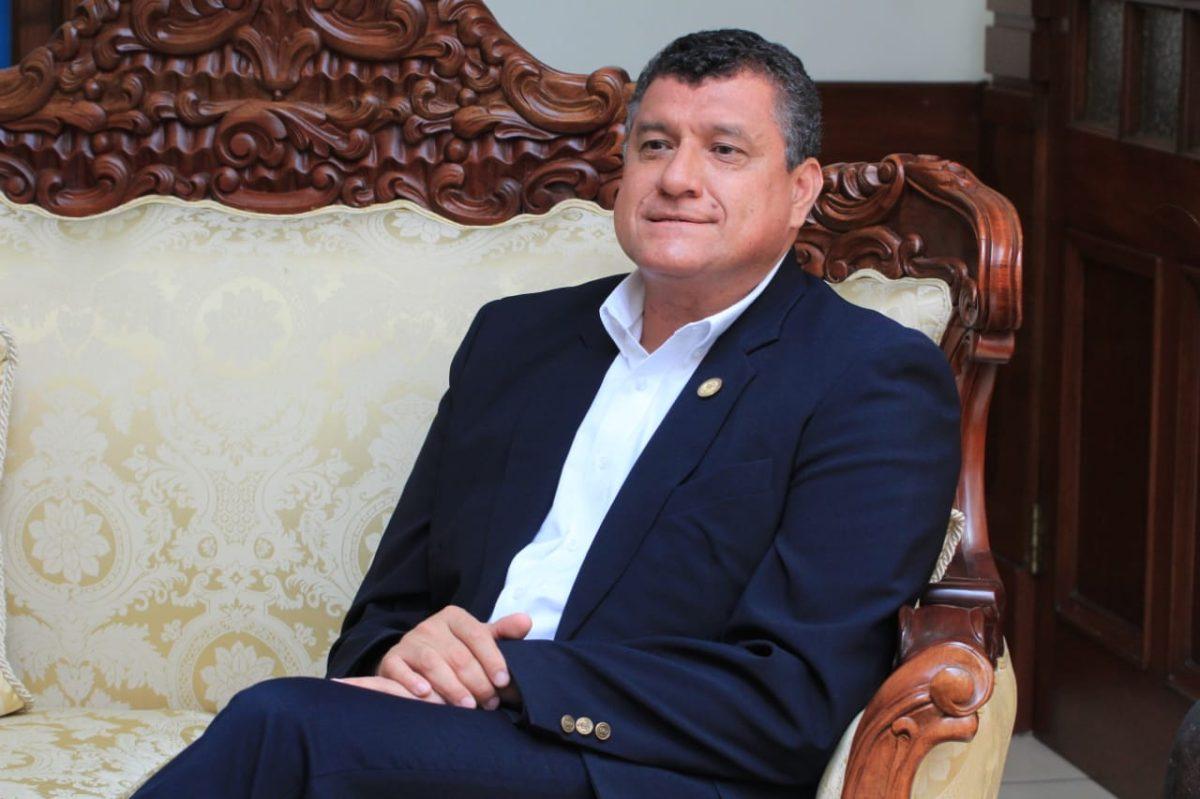 Vicepresidente le pide a Alejandro Giammattei que elección de magistrados ante la CC sea pública y transparente