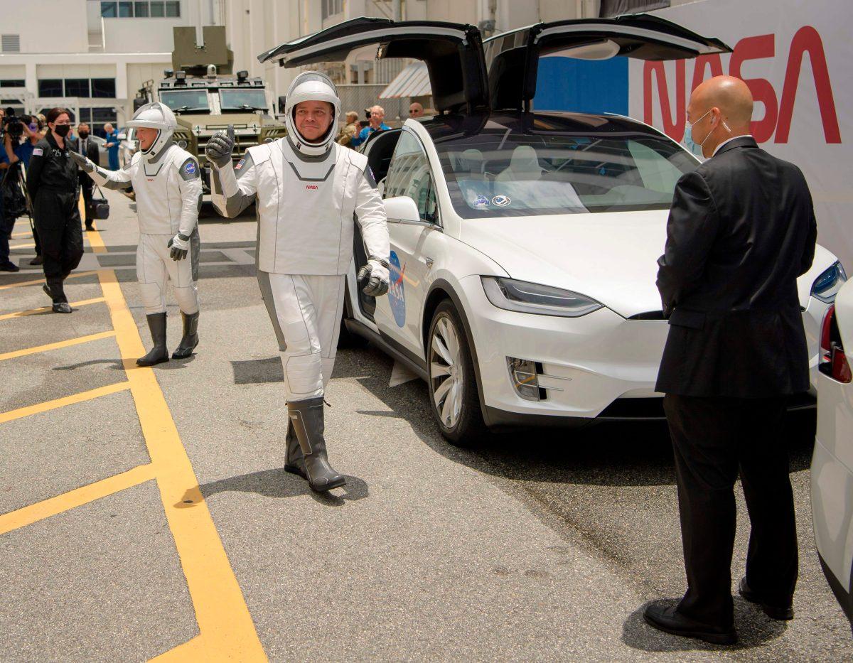 En Vivo: Mire el despegue de la misión espacial de SpaceX y la NASA