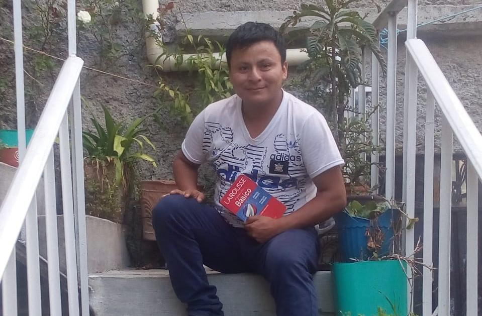 El guatemalteco Pedro Perebal es elegido para ser miembro de la Asociación Internacional de Hiperpolíglotas