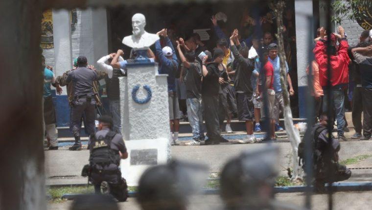 Presidios no reporta casos de coronavirus, pero las autoridades aseguran contar con lo necesario para enfrentar posibles brotes. (Foto Prensa Libre: Hemeroteca PL)