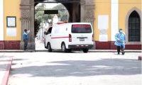 Los cuerpos fueron enterrados en el cementerio de Quetzaltenango. (Foto Prensa Libre: Raúl Juárez)