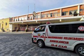 Coronavirus: doce bomberos de Xela dan negativo a covid-19 y salen de aislamiento