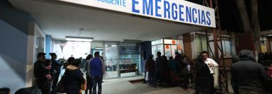 Hospital Regional de Occidente contratará a médicos para su área de covid-19. (Foto Prensa Libre: Hemeroteca PL)