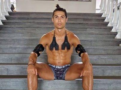 Cristiano Ronaldo está listo para volver a los entrenamientos con la Juventus de Turín. (Foto Prensa Libre: Instagram @cristiano)
