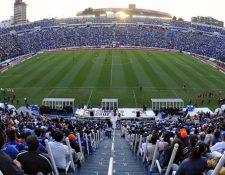 El Cruz Azul era el líder del Clausura 2020. (Foto Prensa Libre: Twitter @CruzAzulCD)