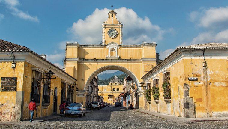 Uno de los primeros sitios que podría ser visitado tras la cuarentena es Antigua Guatemala, según el Inguat. (Foto: Hemeroteca PL)