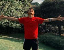 Dybala festejó su triunfo sobre el coronavirus. (Foto Prensa Libre: Instagram)