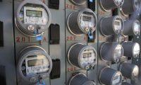 Contadores de luz digital. Para ilustrar el alza a la energ'a elŽctrica    Fotograf'a Esbin Garcia
